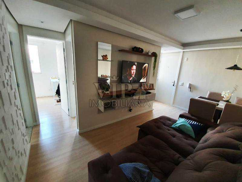 03. - Apartamento à venda Rua Itaque,Santíssimo, Rio de Janeiro - R$ 160.000 - CGAP20889 - 4
