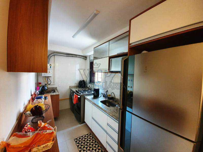 06. - Apartamento à venda Rua Itaque,Santíssimo, Rio de Janeiro - R$ 160.000 - CGAP20889 - 7