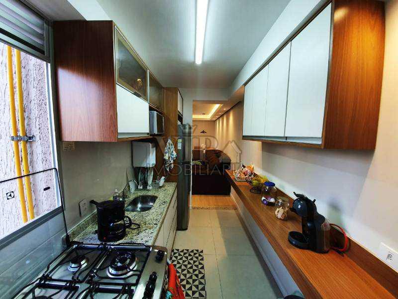 07. - Apartamento à venda Rua Itaque,Santíssimo, Rio de Janeiro - R$ 160.000 - CGAP20889 - 8