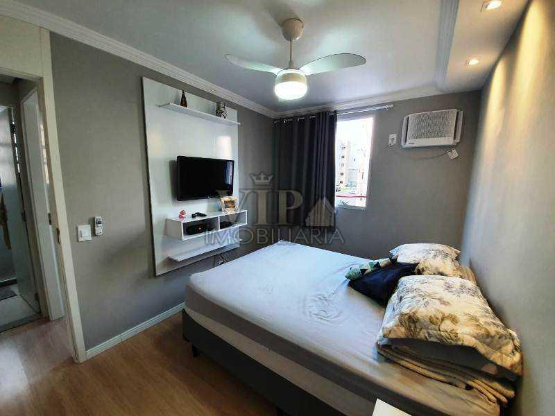 10. - Apartamento à venda Rua Itaque,Santíssimo, Rio de Janeiro - R$ 160.000 - CGAP20889 - 11