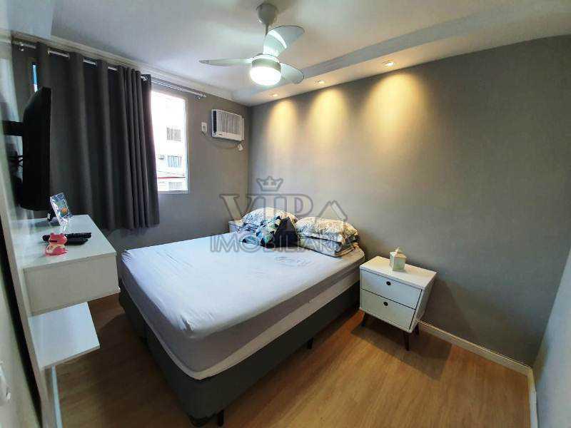 11. - Apartamento à venda Rua Itaque,Santíssimo, Rio de Janeiro - R$ 160.000 - CGAP20889 - 12