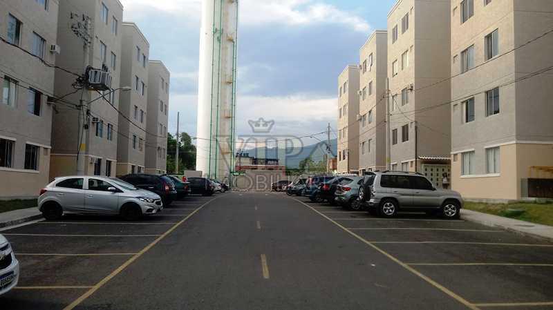 14 - Apartamento à venda Rua Itaque,Santíssimo, Rio de Janeiro - R$ 160.000 - CGAP20889 - 15