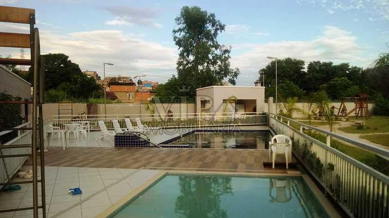 15 - Apartamento à venda Rua Itaque,Santíssimo, Rio de Janeiro - R$ 160.000 - CGAP20889 - 16