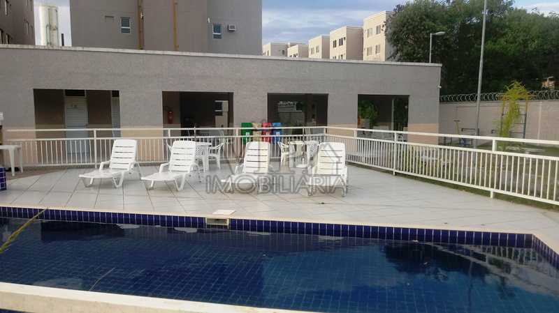17 - Apartamento à venda Rua Itaque,Santíssimo, Rio de Janeiro - R$ 160.000 - CGAP20889 - 18