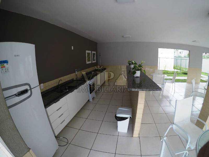 21. - Apartamento à venda Rua Itaque,Santíssimo, Rio de Janeiro - R$ 160.000 - CGAP20889 - 22