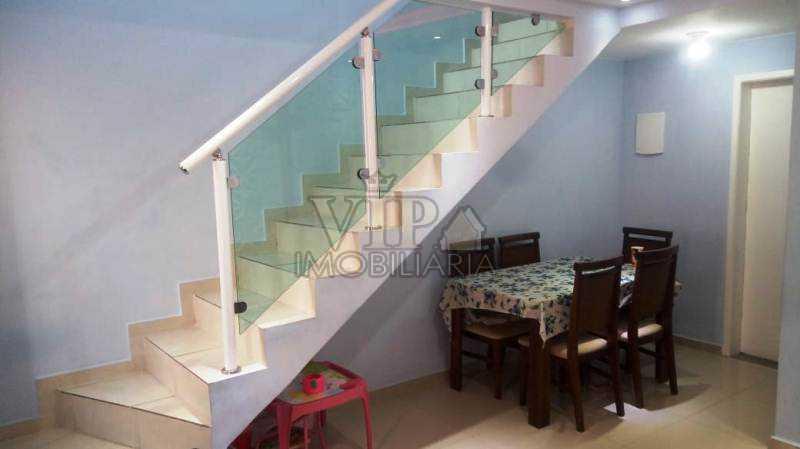 03 - Casa à venda Rua Capitão Lafay,Inhoaíba, Rio de Janeiro - R$ 260.000 - CGCA21123 - 5