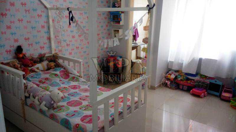 12 - Casa à venda Rua Capitão Lafay,Inhoaíba, Rio de Janeiro - R$ 260.000 - CGCA21123 - 13