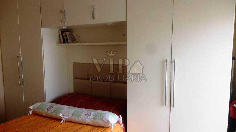 15 - Casa à venda Rua Capitão Lafay,Inhoaíba, Rio de Janeiro - R$ 260.000 - CGCA21123 - 16