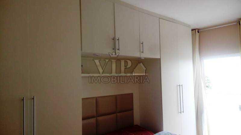 18 - Casa à venda Rua Capitão Lafay,Inhoaíba, Rio de Janeiro - R$ 260.000 - CGCA21123 - 19