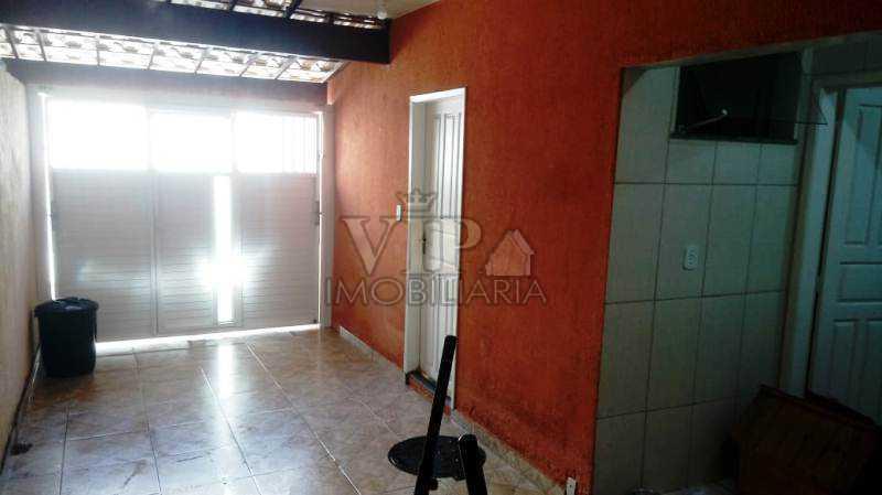22 - Casa à venda Rua Capitão Lafay,Inhoaíba, Rio de Janeiro - R$ 260.000 - CGCA21123 - 23