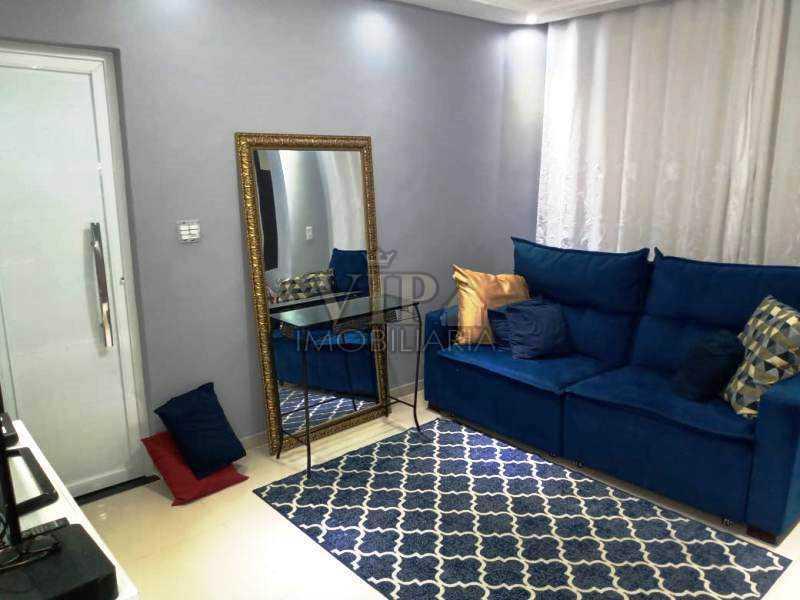 01 - Casa à venda Rua Capitão Lafay,Inhoaíba, Rio de Janeiro - R$ 260.000 - CGCA21123 - 4