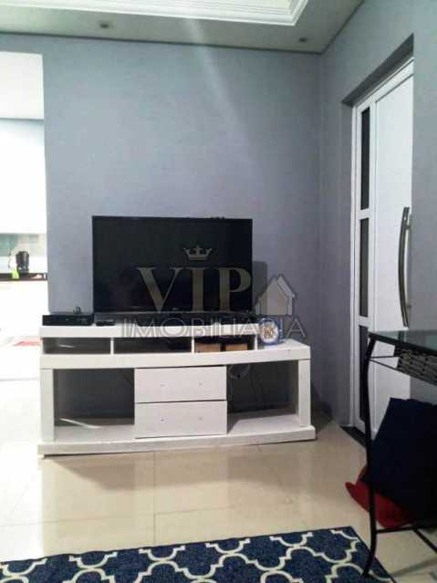 02 - Casa à venda Rua Capitão Lafay,Inhoaíba, Rio de Janeiro - R$ 260.000 - CGCA21123 - 5