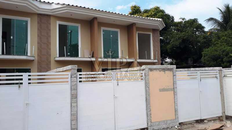 1 - Casa à venda Rua Arapacu,Inhoaíba, Rio de Janeiro - R$ 189.900 - CGCA21126 - 1