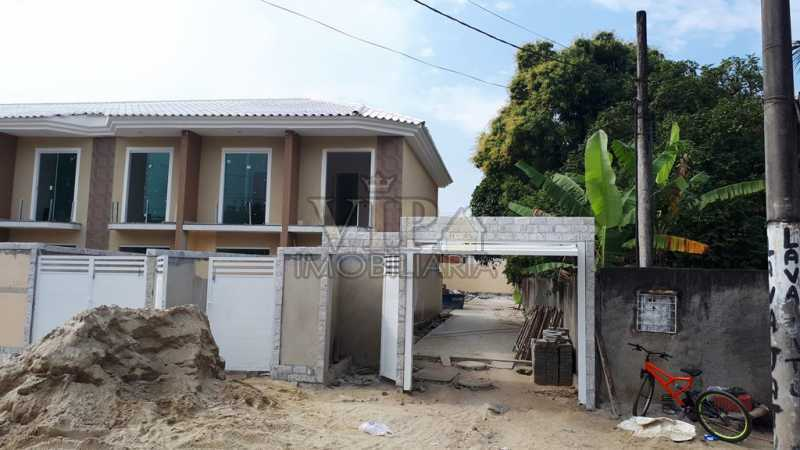 2 - Casa à venda Rua Arapacu,Inhoaíba, Rio de Janeiro - R$ 189.900 - CGCA21126 - 3