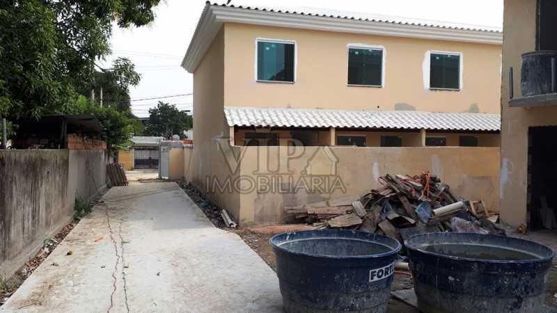 4 - Casa à venda Rua Arapacu,Inhoaíba, Rio de Janeiro - R$ 189.900 - CGCA21126 - 5