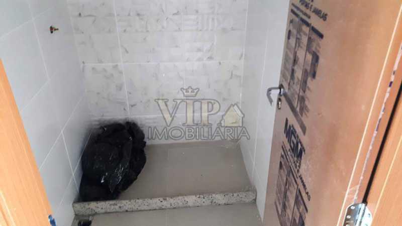 18 - Casa à venda Rua Arapacu,Inhoaíba, Rio de Janeiro - R$ 189.900 - CGCA21126 - 19