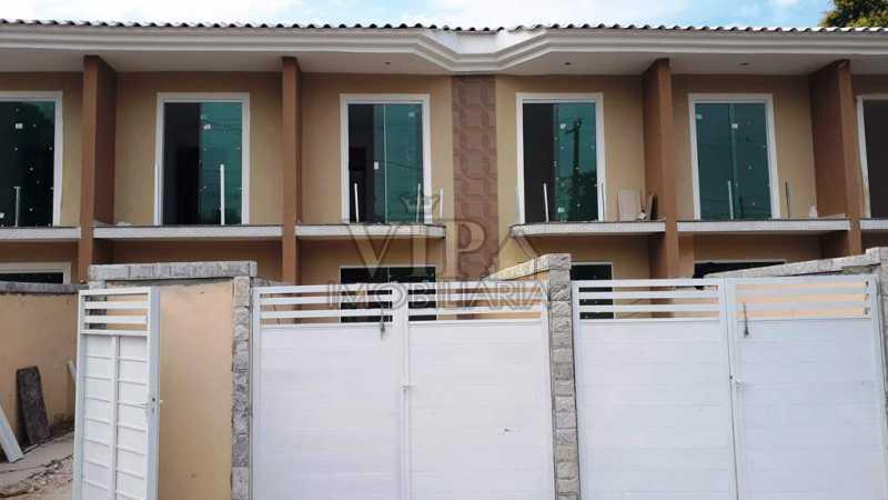 1 - Casa à venda Rua Arapacu,Inhoaíba, Rio de Janeiro - R$ 199.900 - CGCA21127 - 1