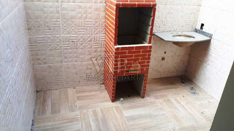 10 - Casa à venda Rua Arapacu,Inhoaíba, Rio de Janeiro - R$ 199.900 - CGCA21127 - 11