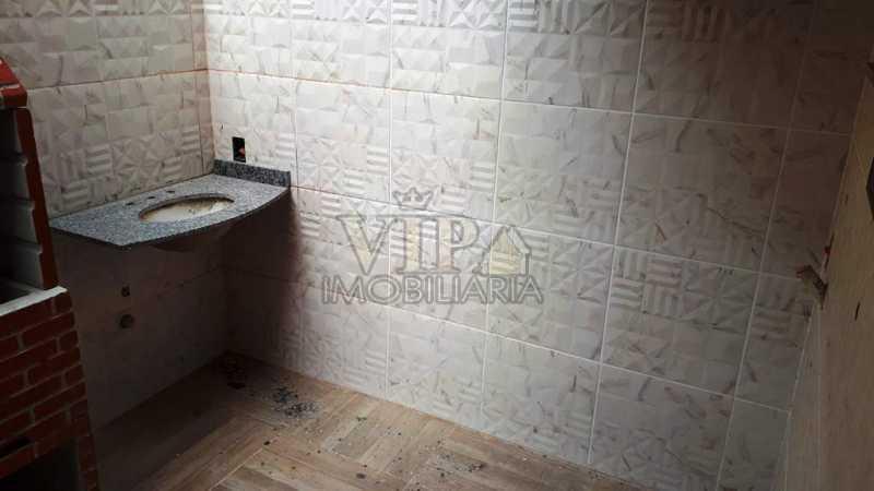 11 - Casa à venda Rua Arapacu,Inhoaíba, Rio de Janeiro - R$ 199.900 - CGCA21127 - 12