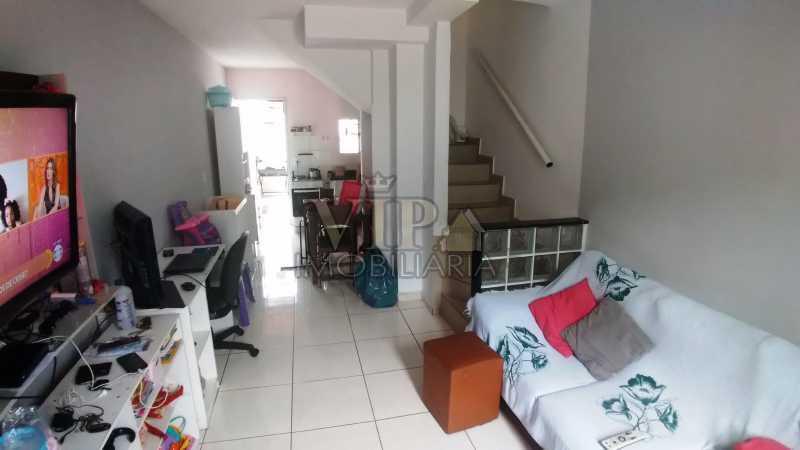 1 - Casa em Condomínio à venda Estrada do Magarça,Guaratiba, Rio de Janeiro - R$ 150.000 - CGCN20189 - 3