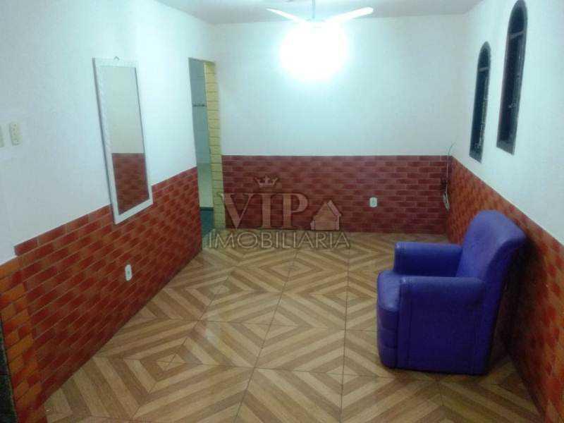 02 - Casa à venda Caminho da Tutóia,Cosmos, Rio de Janeiro - R$ 300.000 - CGCA30547 - 3