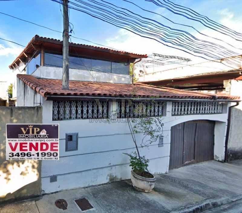 TUTOIA RUA B - Casa à venda Caminho da Tutóia,Cosmos, Rio de Janeiro - R$ 300.000 - CGCA30547 - 1