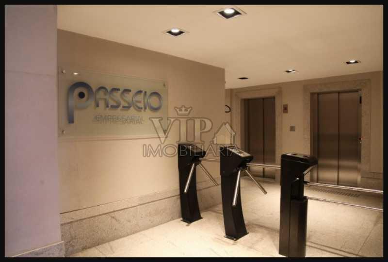 1 - Sala Comercial 21m² à venda Rua Campo Grande,Campo Grande, Rio de Janeiro - R$ 130.000 - CGSL00021 - 1
