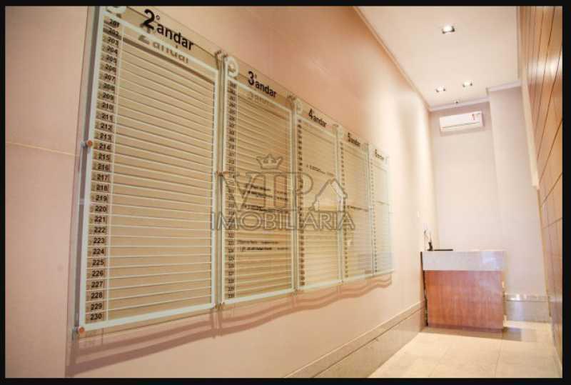 2 - Sala Comercial 21m² à venda Rua Campo Grande,Campo Grande, Rio de Janeiro - R$ 130.000 - CGSL00021 - 3