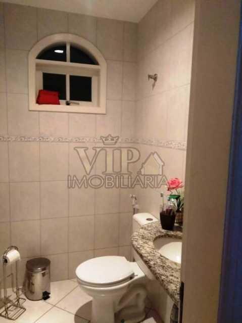 04 - Casa em Condomínio à venda Rua Aporuna,Santa Cruz, Rio de Janeiro - R$ 380.000 - CGCN40022 - 5