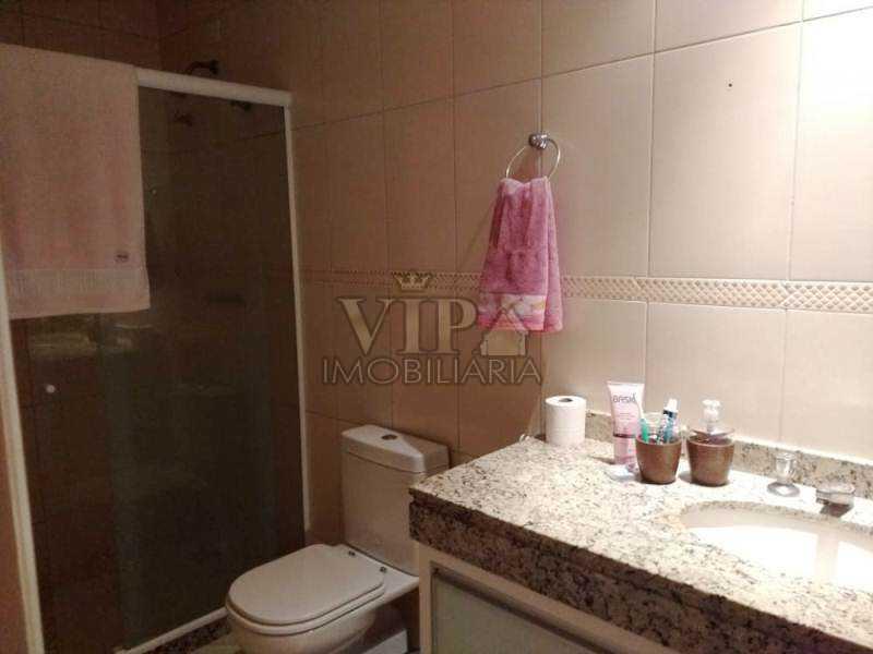 10 - Casa em Condomínio à venda Rua Aporuna,Santa Cruz, Rio de Janeiro - R$ 380.000 - CGCN40022 - 11