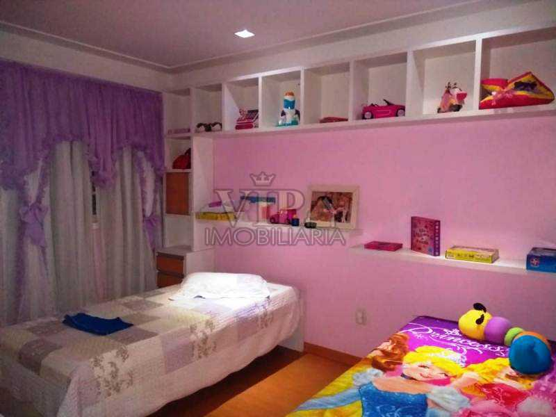11 - Casa em Condomínio à venda Rua Aporuna,Santa Cruz, Rio de Janeiro - R$ 380.000 - CGCN40022 - 12