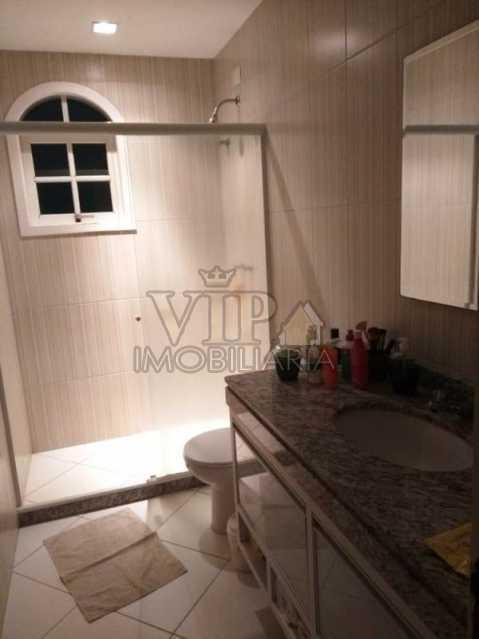 12 - Casa em Condomínio à venda Rua Aporuna,Santa Cruz, Rio de Janeiro - R$ 380.000 - CGCN40022 - 13