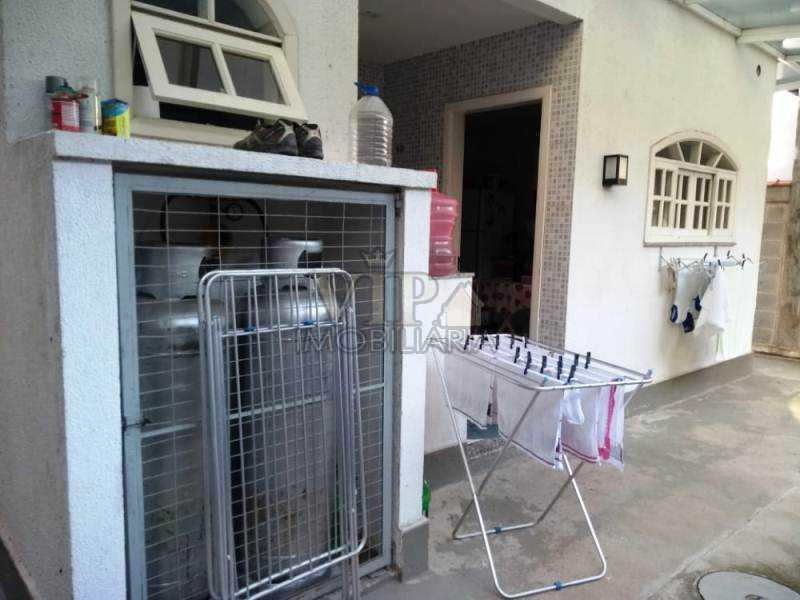 20 - Casa em Condomínio à venda Rua Aporuna,Santa Cruz, Rio de Janeiro - R$ 380.000 - CGCN40022 - 21