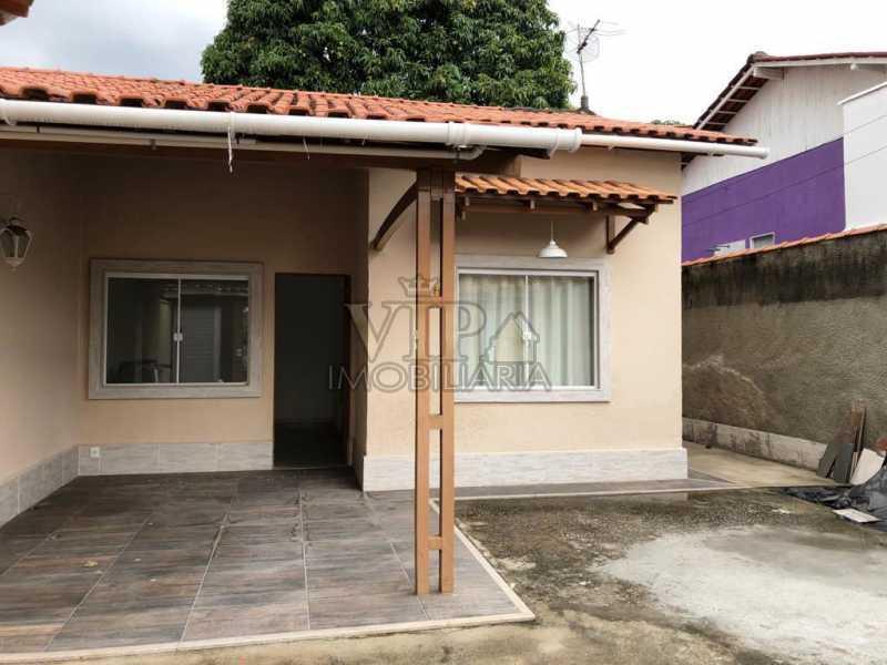 2 - Casa em Condomínio à venda Rua Rua Rafael Rabelo,Cosmos, Zona Oeste,Rio de Janeiro - R$ 300.000 - CGCN20200 - 3