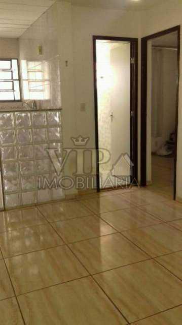 Apartamento à venda Rua das Amoreiras,Cosmos, Rio de Janeiro - R$ 95.000 - CGAP20929 - 1