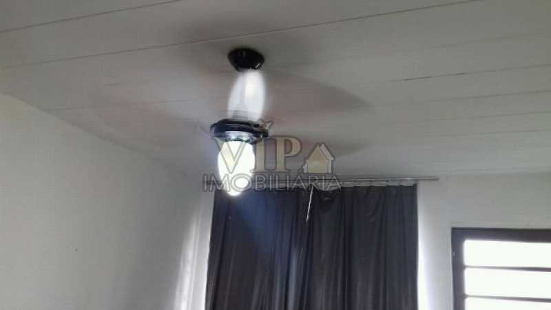2- - Apartamento à venda Rua das Amoreiras,Cosmos, Rio de Janeiro - R$ 95.000 - CGAP20929 - 5