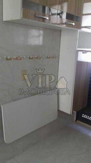 6 - Apartamento à venda Rua das Amoreiras,Cosmos, Rio de Janeiro - R$ 95.000 - CGAP20929 - 9