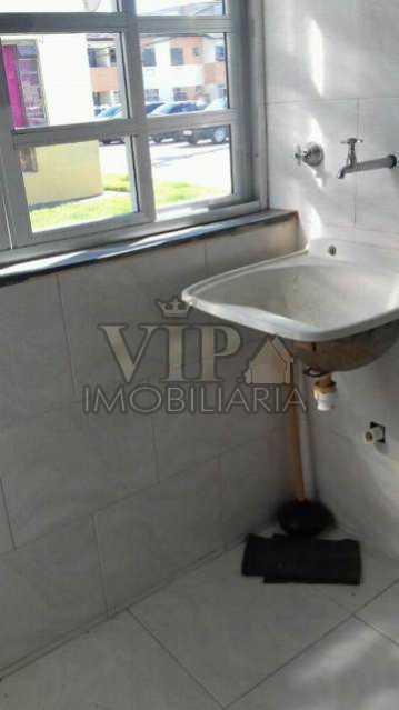 7- - Apartamento à venda Rua das Amoreiras,Cosmos, Rio de Janeiro - R$ 95.000 - CGAP20929 - 11