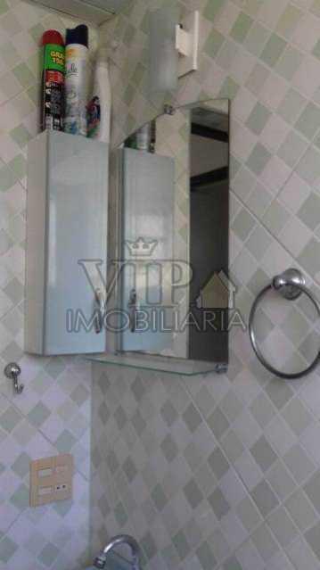 8 - Apartamento à venda Rua das Amoreiras,Cosmos, Rio de Janeiro - R$ 95.000 - CGAP20929 - 12