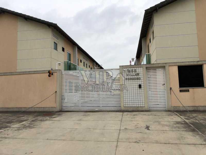 1 - Casa em Condomínio à venda Rua Campo Formoso,Guaratiba, Rio de Janeiro - R$ 225.000 - CGCN30079 - 1