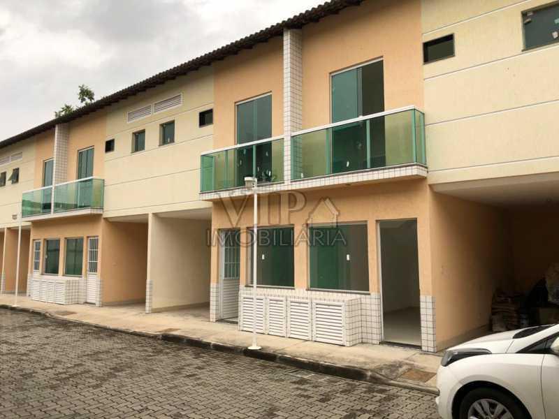 3 - Casa em Condomínio à venda Rua Campo Formoso,Guaratiba, Rio de Janeiro - R$ 225.000 - CGCN30079 - 4