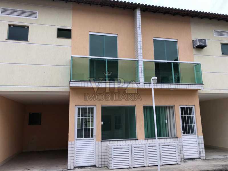 4 - Casa em Condomínio à venda Rua Campo Formoso,Guaratiba, Rio de Janeiro - R$ 225.000 - CGCN30079 - 5