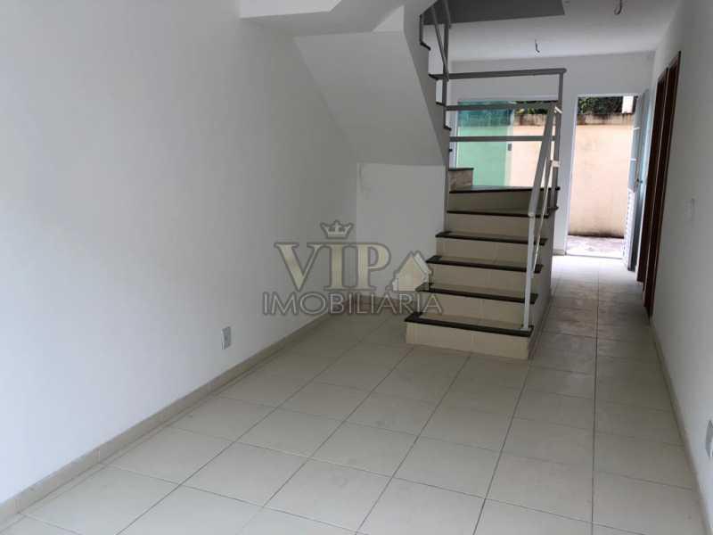 5 - Casa em Condomínio à venda Rua Campo Formoso,Guaratiba, Rio de Janeiro - R$ 225.000 - CGCN30079 - 6