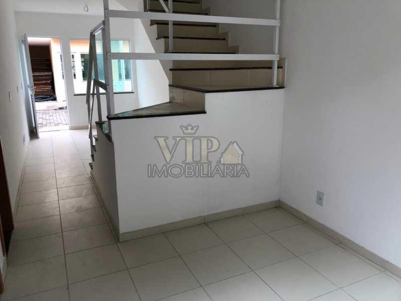 7 - Casa em Condomínio à venda Rua Campo Formoso,Guaratiba, Rio de Janeiro - R$ 225.000 - CGCN30079 - 8