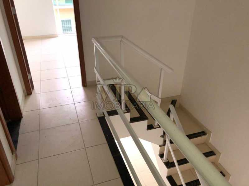 8 - Casa em Condomínio à venda Rua Campo Formoso,Guaratiba, Rio de Janeiro - R$ 225.000 - CGCN30079 - 9