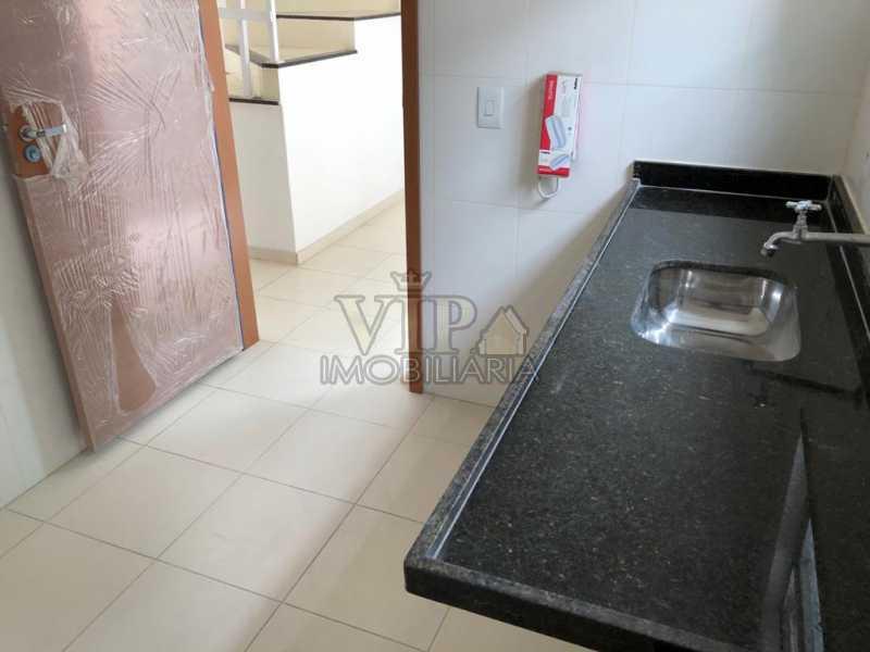 10 - Casa em Condomínio à venda Rua Campo Formoso,Guaratiba, Rio de Janeiro - R$ 225.000 - CGCN30079 - 11