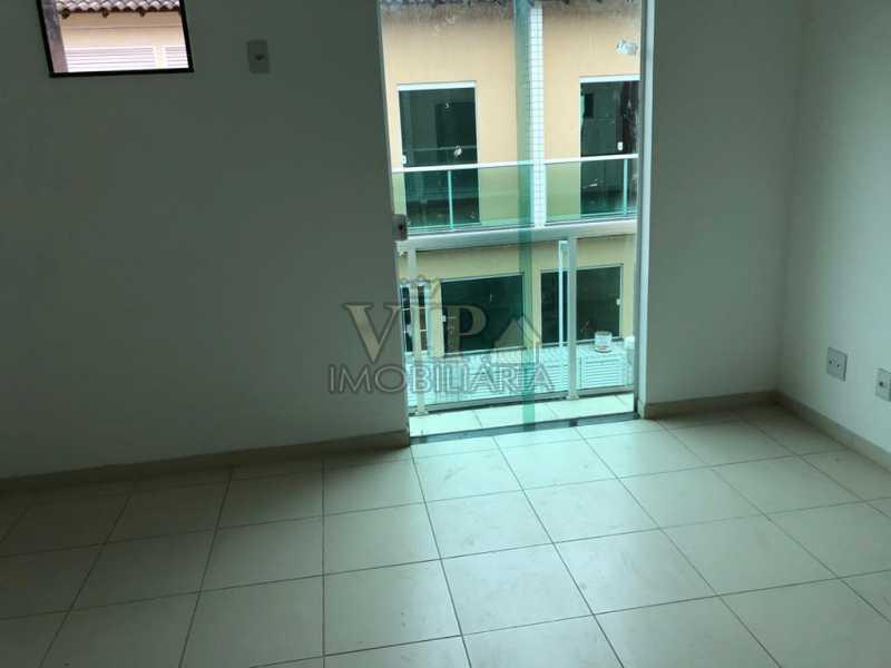 12 - Casa em Condomínio à venda Rua Campo Formoso,Guaratiba, Rio de Janeiro - R$ 225.000 - CGCN30079 - 13