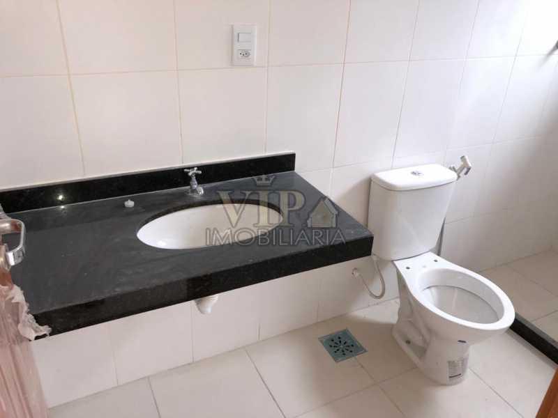 16 - Casa em Condomínio à venda Rua Campo Formoso,Guaratiba, Rio de Janeiro - R$ 225.000 - CGCN30079 - 17