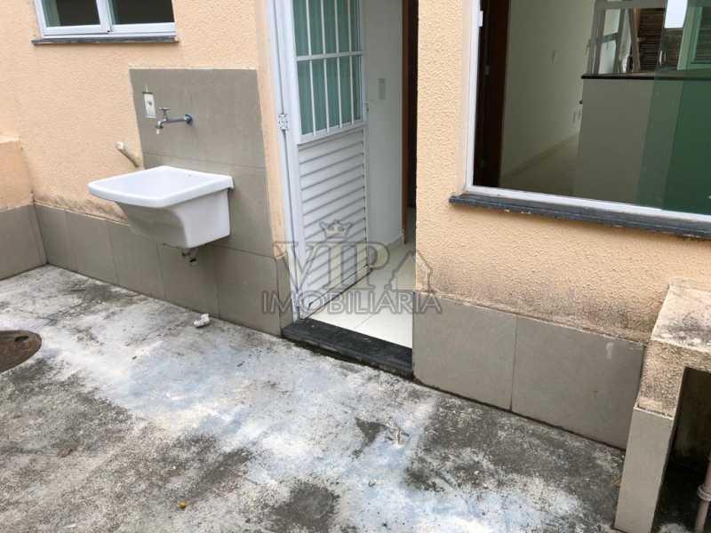 19 - Casa em Condomínio à venda Rua Campo Formoso,Guaratiba, Rio de Janeiro - R$ 225.000 - CGCN30079 - 20