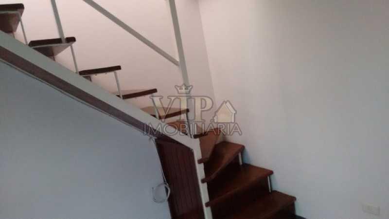 891009700393751 - Casa em Condomínio à venda Avenida de Santa Cruz,Senador Vasconcelos, Rio de Janeiro - R$ 160.000 - CGCN20205 - 6